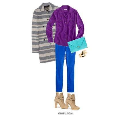 Cobalt jeans: Color Combos, Fashion Styles, Asos Bright, Style 2012, 2012 Lookbook, Bright Pants, Bright Colors