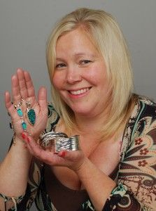 Article about Helen Beer, director of Titan Jewellery and Quality Silver