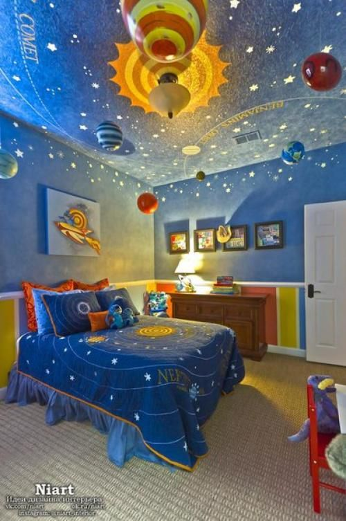 Синие обои в интерьере квартиры - как выбрать? | Всё об интерьере для дома и квартиры