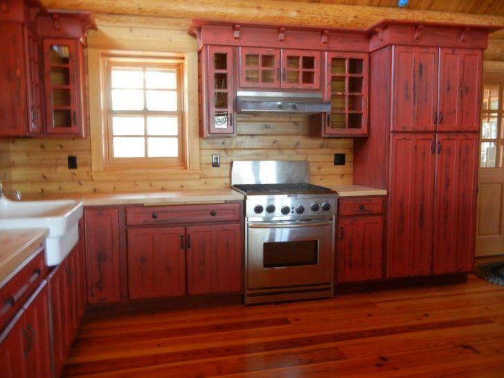 Rustic Red Kitchen Cabinets 9 best kitchen ideas images on pinterest | kitchen ideas