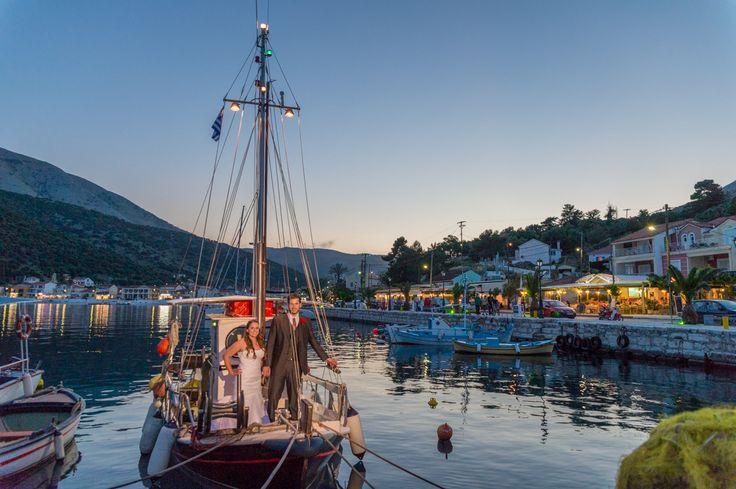 Odyssey hotel weddings, Agia Efimia, Kefalonia