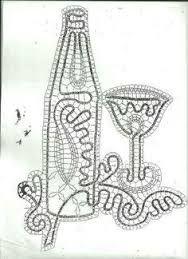 Risultati immagini per bobbin lace patterns free