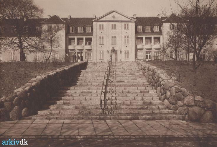 Viborg Amts og Bysygehus 1931.