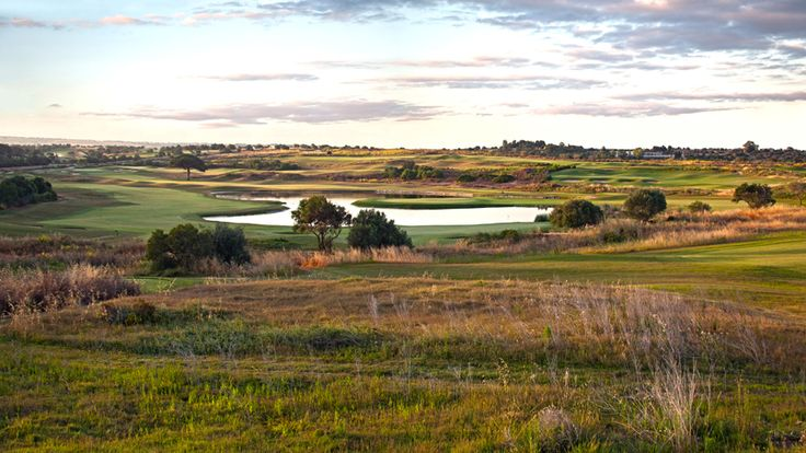 Hole 8 Donnafugata South Course - Links in Sicily