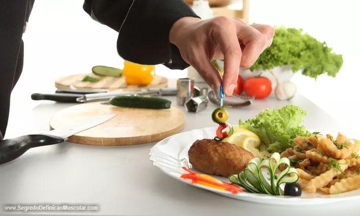 Alimentação equilibrada para ganhar massa muscular → http://www.segredodefinicaomuscular.com/qual-a-melhor-dieta-para-ganhar-peso/ #Dieta #GanharMassa