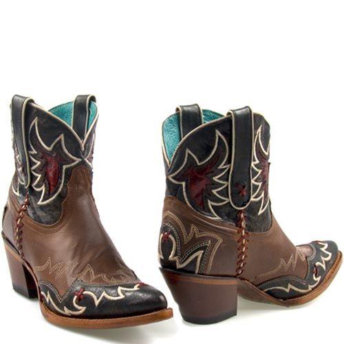 Tony Lama laarzen 6019L Saddle Cassidy