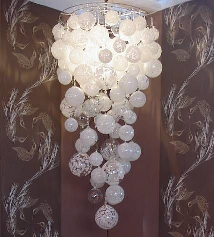 25+ unique Hanging chandelier ideas on Pinterest   Diy chandelier ...