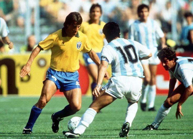 1/8: Brazil - Argentina 0:1