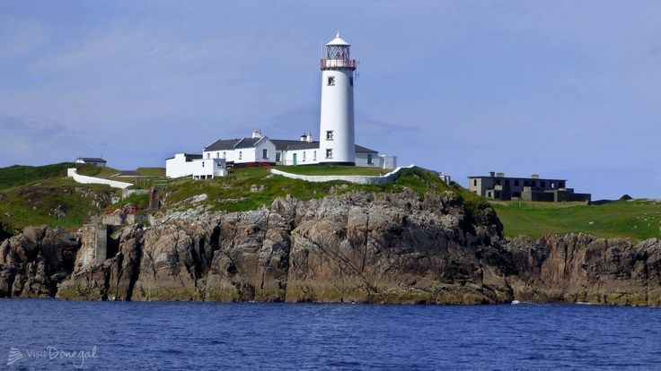 Fanad Lighthouse from the sea