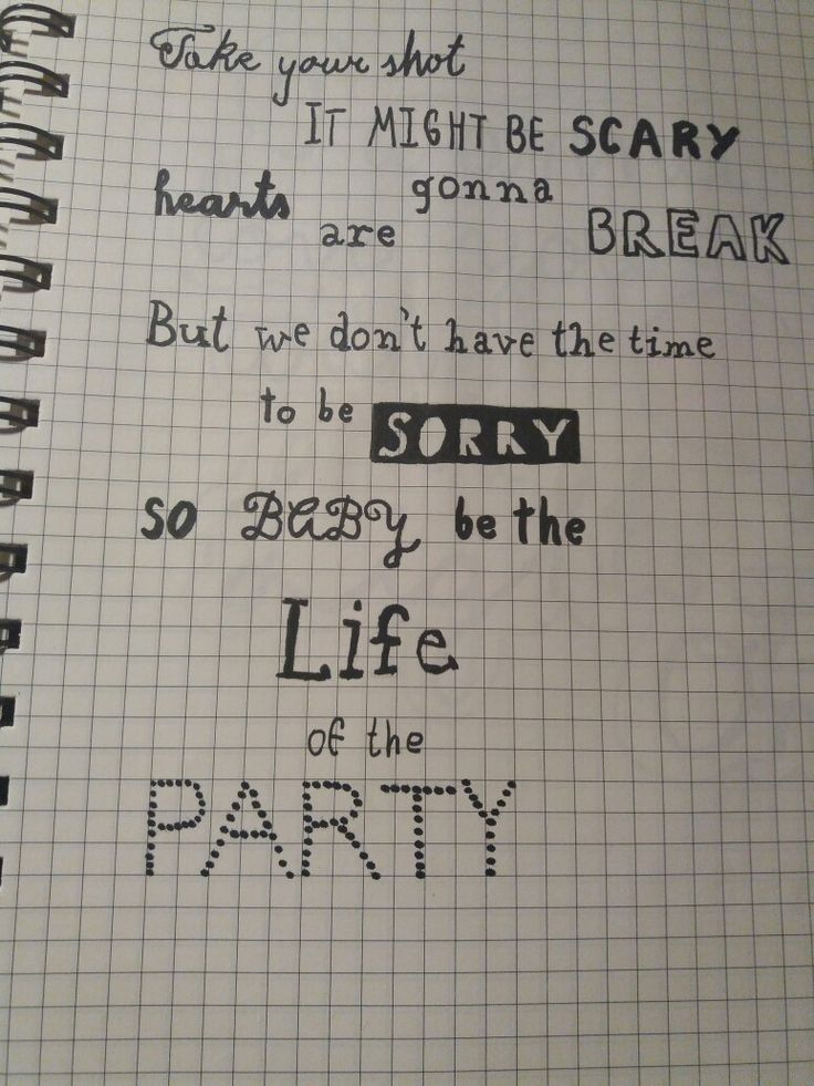 Life of the Party - Shawn Mendes