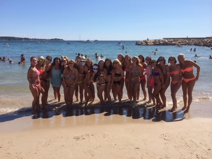 L'Ecrin Hen Party, Cannes, on the blog at www.jerseygirl.co