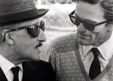 """""""Quando hai una cosa, questa può esserti tolta. Quando tu la dai, l'hai data. Nessun ladro te la può rubare. E allora è tua per sempre."""" (James Joyce)..."""" Le nuvole... Ah, straziante meravigliosa bellezza del creato!"""".  """"Che cosa sono le nuvole?"""" episodio diretto da Pier Paolo Pasolini nel film """"Capriccio all'italiana"""" del 1967."""
