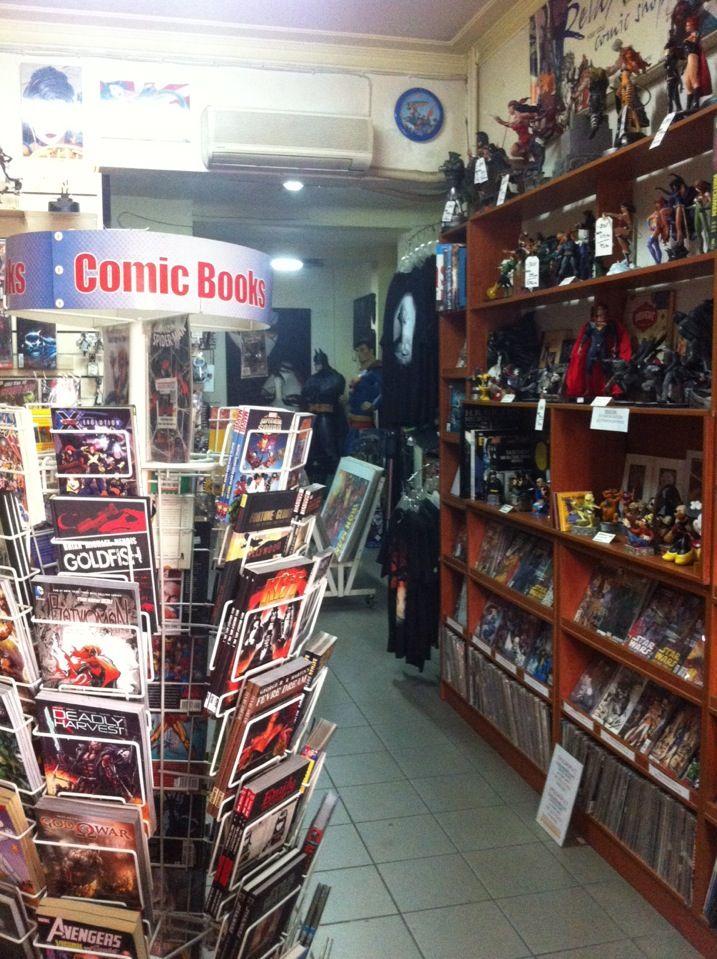 Relax Comic Shop in Εξάρχεια, Αττική