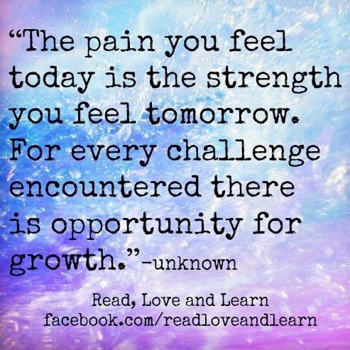 Strength quote via www.Facebook.com/ReadLoveAndLearn