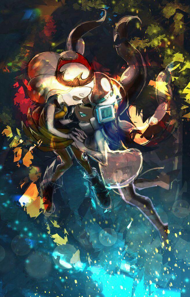 pin by y e rin on splatoon anime splatoon splatoon 2 art