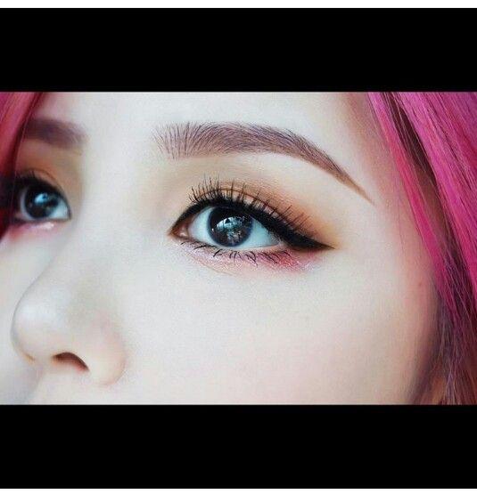 Make Pony Korean Makeup