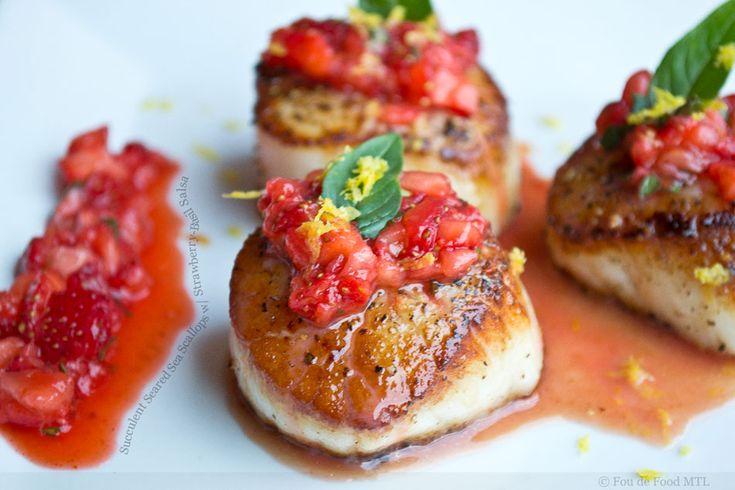 ... scALLops rECIpes:/^:/^ on Pinterest | Scallop recipes, Seared scallops