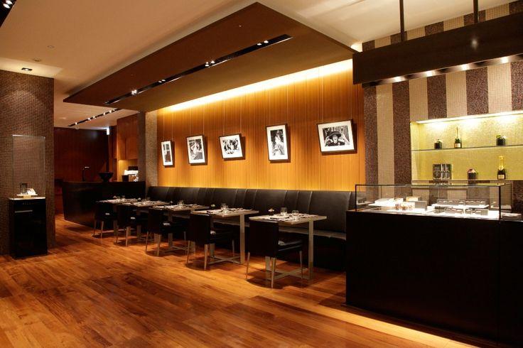 Café Osaka - Japan Bulgari Hotel Resort - Umeda Hankyu department store