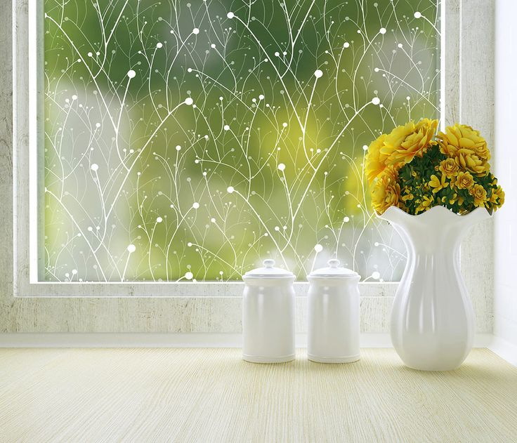 """Willow Privacy Window Film (Adhesive) Large Roll needed - 48"""" x 84"""" - need 2 - $179 each"""