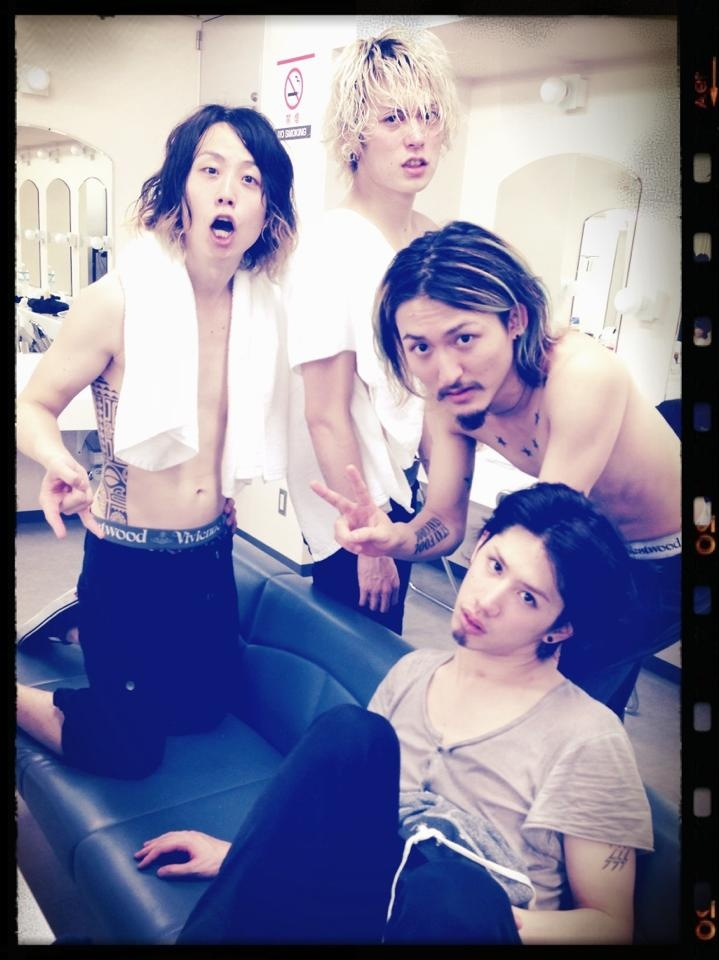 ONE OK ROCK Credit to Rui Hashimoto.