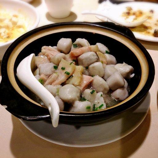 上海の江蘇料理は淡白で素材の味を引き出す <上海の旅行の観光・見所一覧>