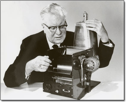 Xerography- a photo coping technique invented in 1938 by Chester Carlson