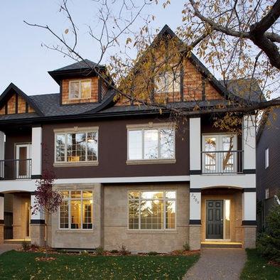 17 best images about duplex ideas on pinterest house for Duplex project homes