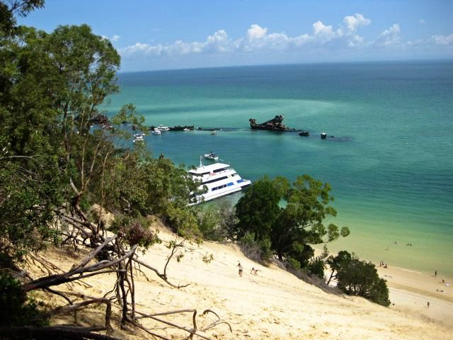 Tangalooma - Great wedding location only a short cruise from Brisbane