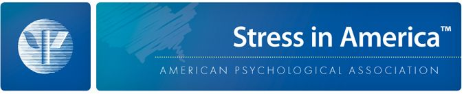 Since 2007, the American Psychological Association has commissioned an annual nationwide survey as part of its Mind/Body Health campaign to examine the state of stress across the country and understand its impact. The Stress in America™ survey measures attitudes and perceptions of stress among the general public and identifies leading sources of stress, common behaviors used to manage stress and the impact of stress on our lives. The results of the survey draw attention to the serious…