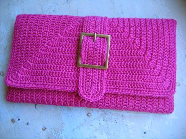 Café da Meia Tarde: Trabalhos publicados: Carteira Pink!