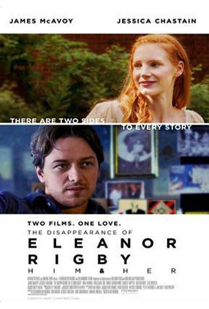 """The Disappearance of Eleanor Rigby: Him and Her"""