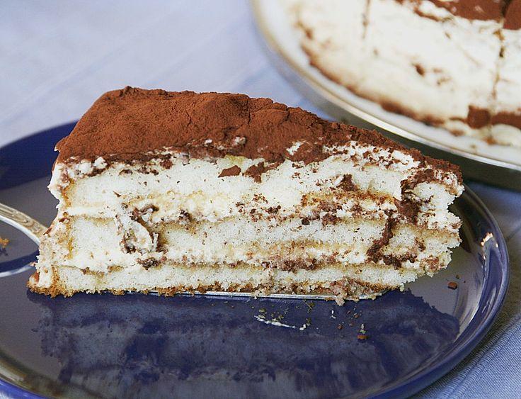 Majas Tiramisu - Torte