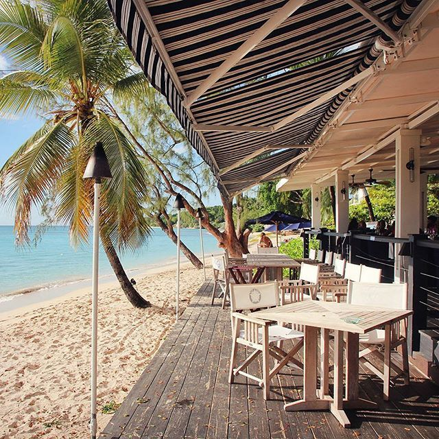 Lone Star Restaurant, Barbados / 10 essential activities for a week in jaw-dropping Barbados / A Globe Well Travelled