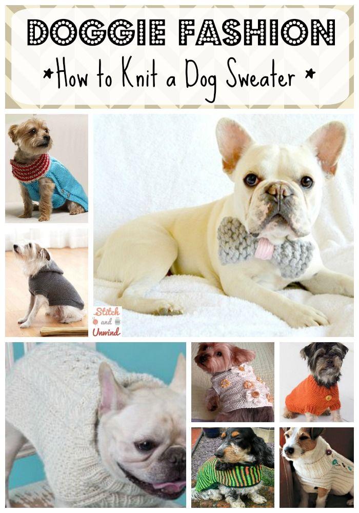The 61 best Knitting for Animals images on Pinterest | Knitting ...