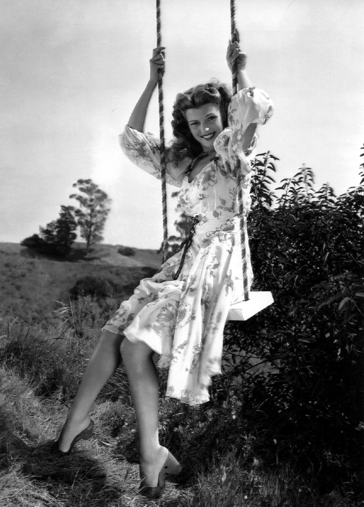 The great actress ritahayworth she the star of the for Farandula y espectaculos