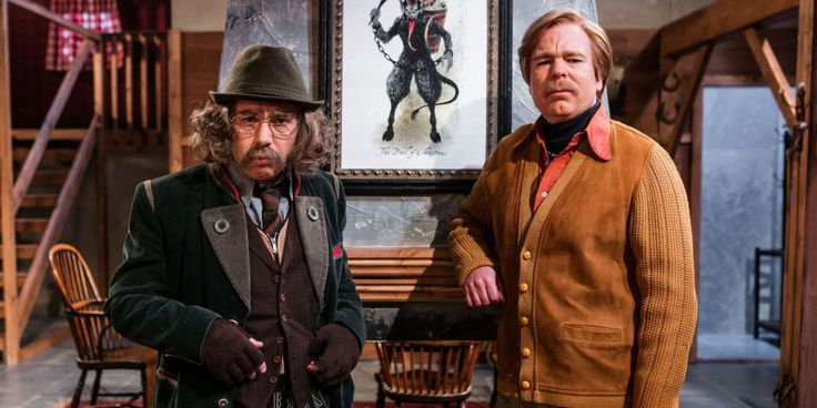 Can't wait!!!!!!!! BBC orders a fourth series of Steve Pemberton and Reece Shearsmith's Inside No. 9  #ReeceShearsmith #InsideNo9 #StevePemberton #BBC #UK #TVdrama