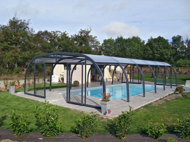 Best 25 indoor swimming pools ideas on pinterest - Domestic swimming pools ...