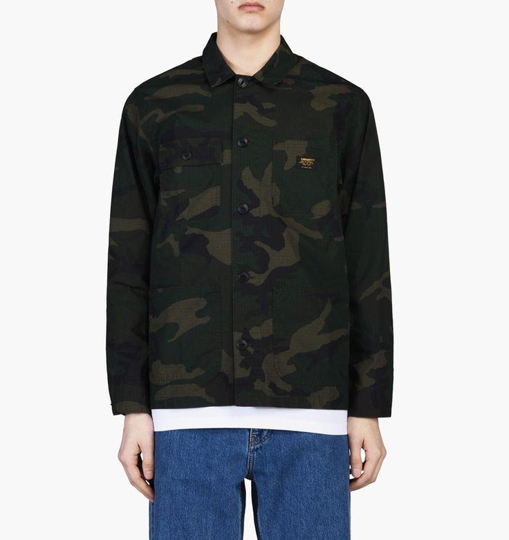 Carhartt WIP Michigan Shirt Jacket