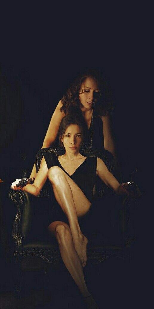 Amy Acker & Sarah Shahi. Shoot.❤❤❤❤❤❤❤❤