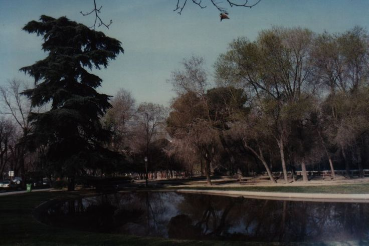 Madrid tomada en 1997 Susana Soto Poblette