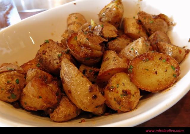 Spicy Fingerling Potatoes in Momofuku Ssäm Bar