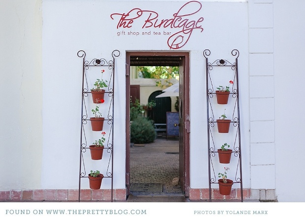 The Birdcage Tea Bar Stellenbosch