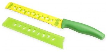 Kuhn Rikon Pineapple Knife Colori - modern - knives and chopping boards - FactoryDirect2you
