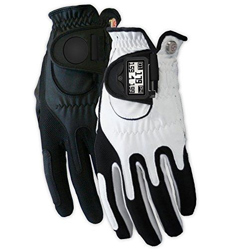 Zero Friction Men's DistancePro GPS Golf Gloves -- Details can be found by  clicking on