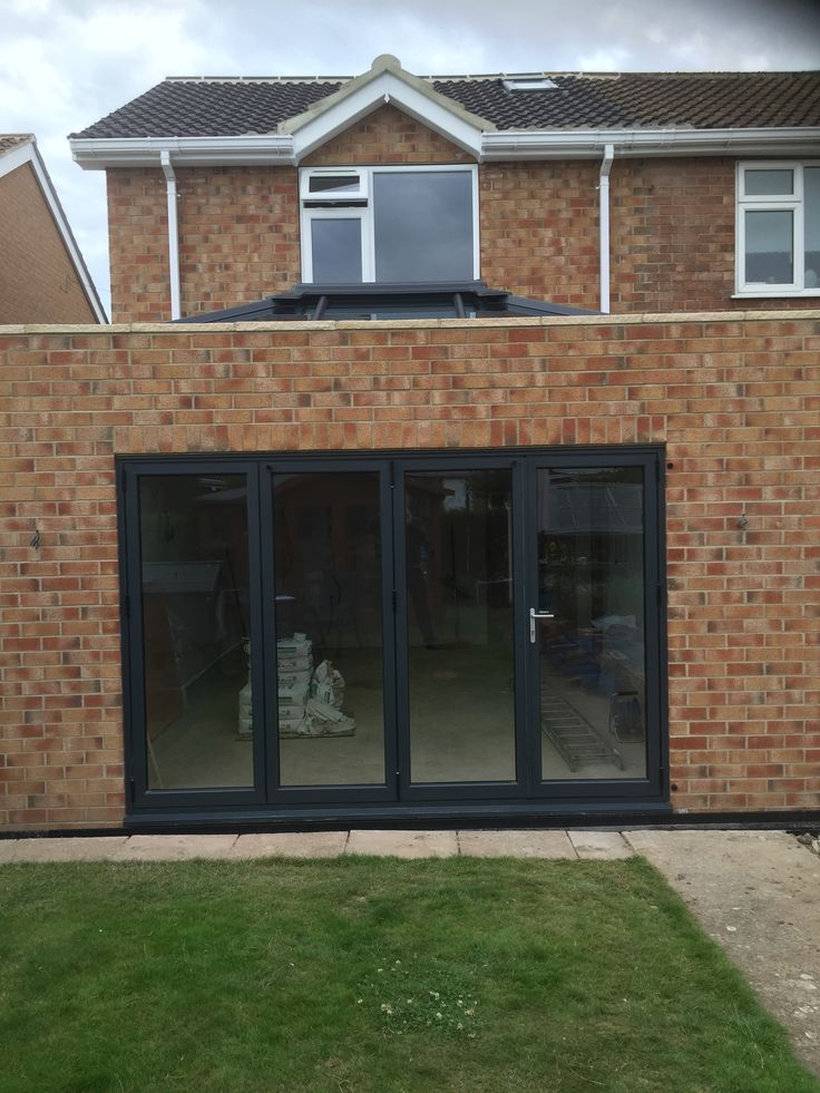 17 best images about front of house on pinterest upvc for Double glazed patio doors sale