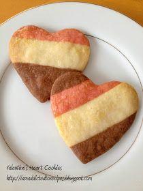 Galletas del Corazón de San Valentín | Addicted to Recetas