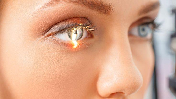 Augen Lasern... die Risiken.