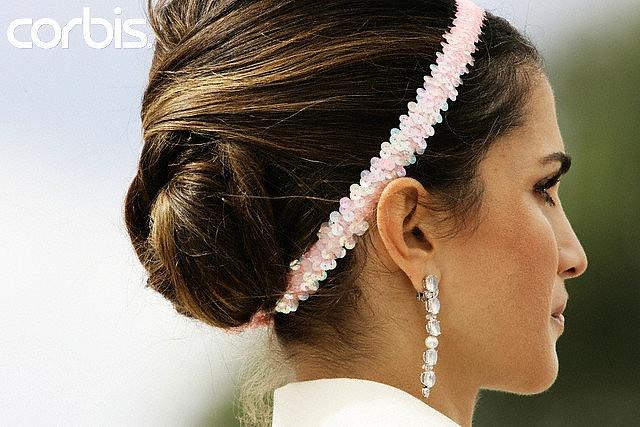 Queen Rania -- loooove her!