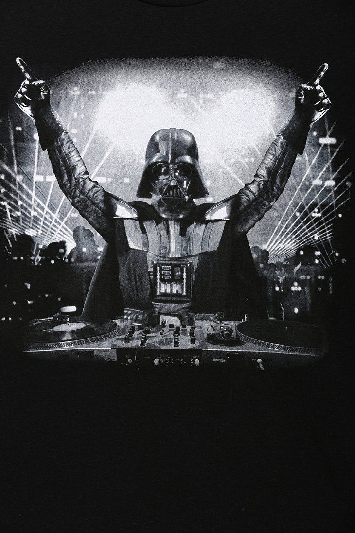 DJ Vader Tee - Urban Outfitters