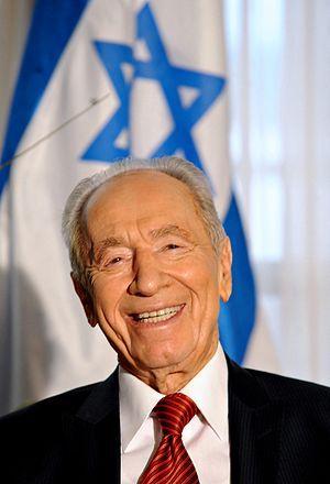 Shimon Peres (b. 2 August 1923), President of Israel. *** http://en.wikipedia.org/wiki/Shimon_Peres